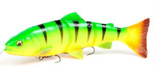 3d line thru trout